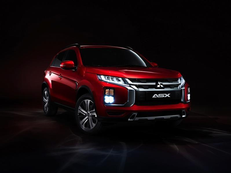 ????? ?????? Mitsubishi ASX ???????? ? ??????