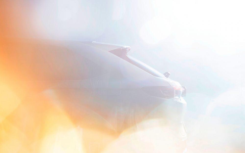 Премьера Honda HR-V нового поколения