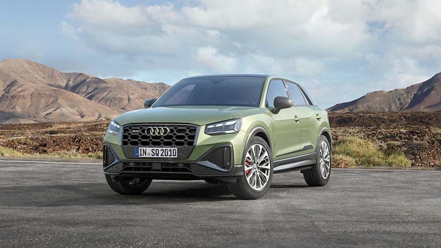 12 новинок от Audi в 2021 году