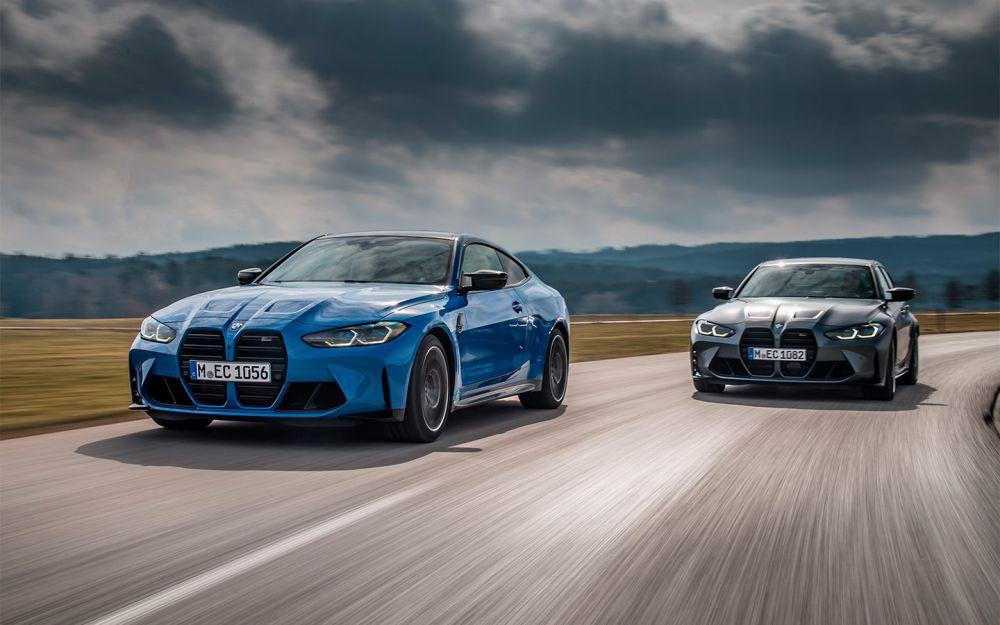 Российские цены на полноприводные BMW M3 и M4
