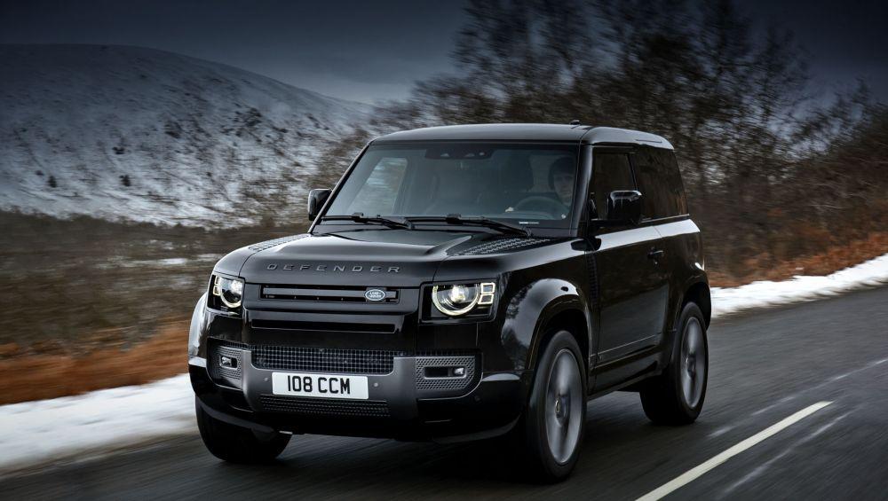 Defender SVR от Land Rover